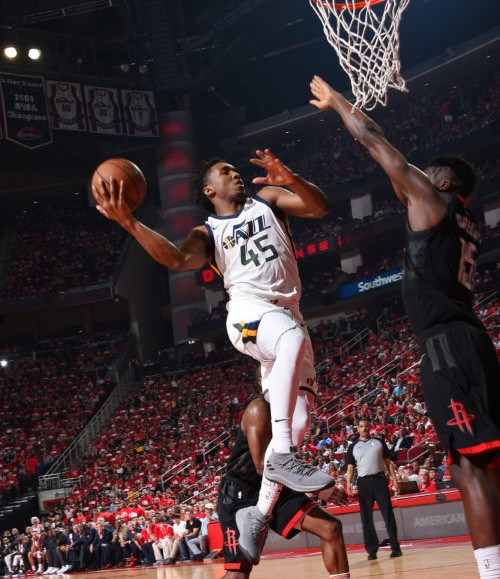 Rockets Jazz Game 2: Mitchell Dunks On Rockets, Takes Jazz To New Heights