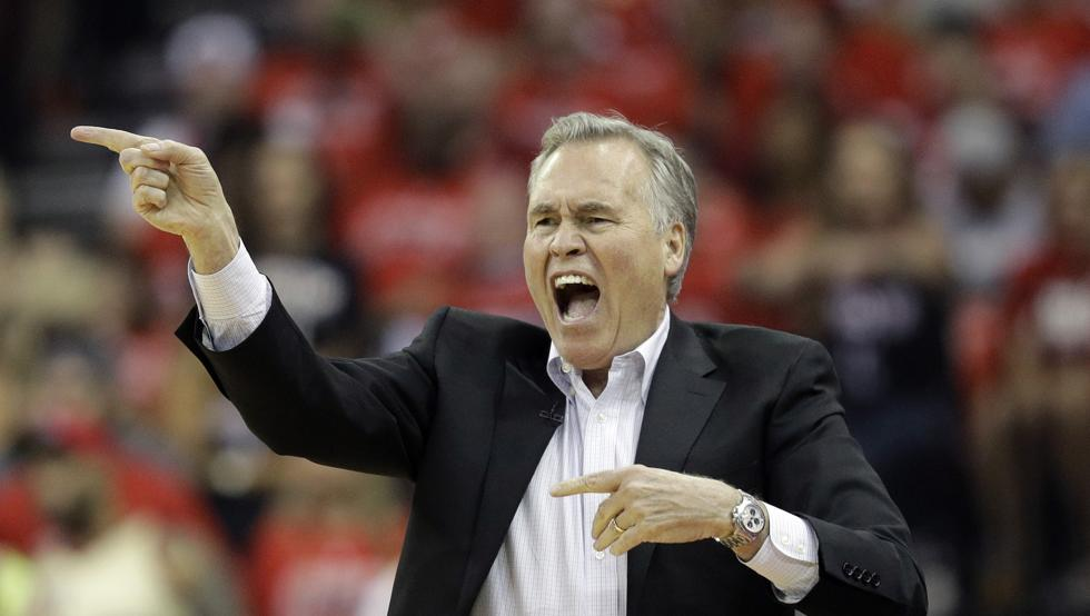 Mike D'Antoni, Houston Rockets