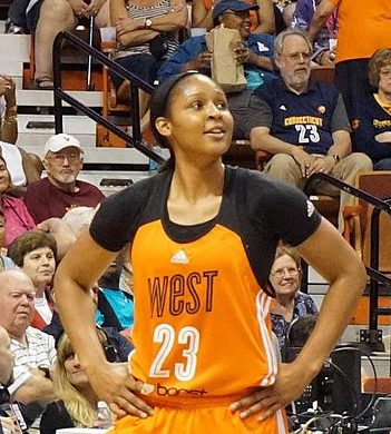 All Star starter maya moore