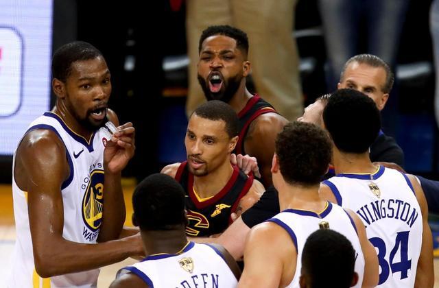 Tristan Thompson, fined, NBA Finals, Cavaliers