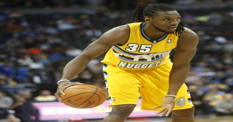 Kenneth Faried, Denver
