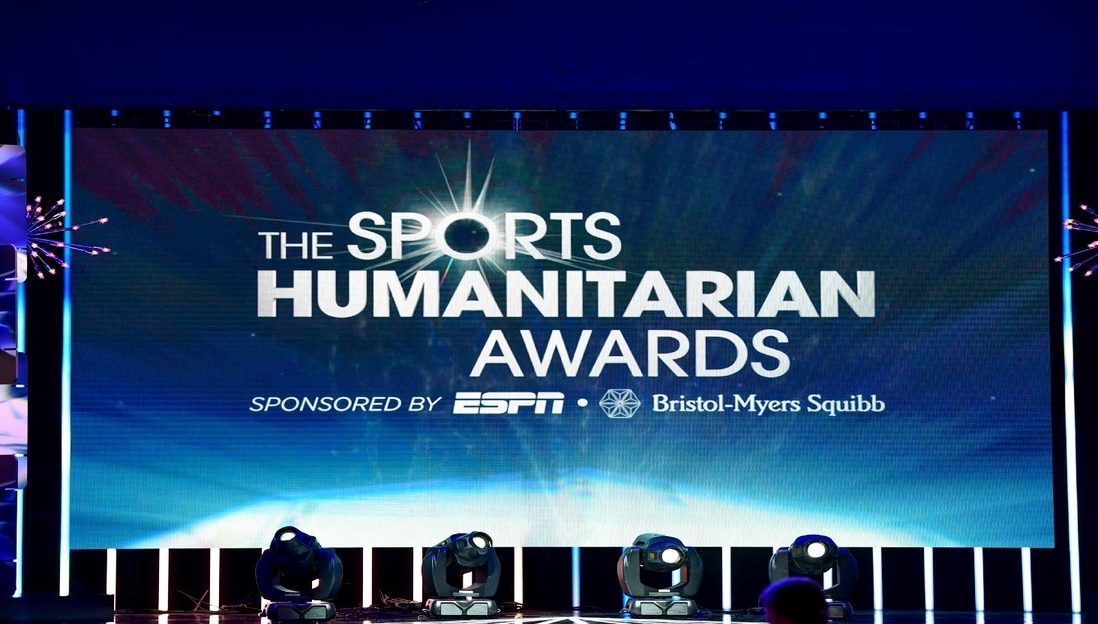 sports humanitarian awards show