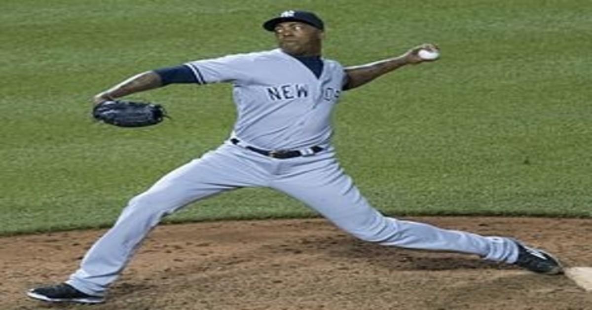 Aroldis Chapman, Yankees