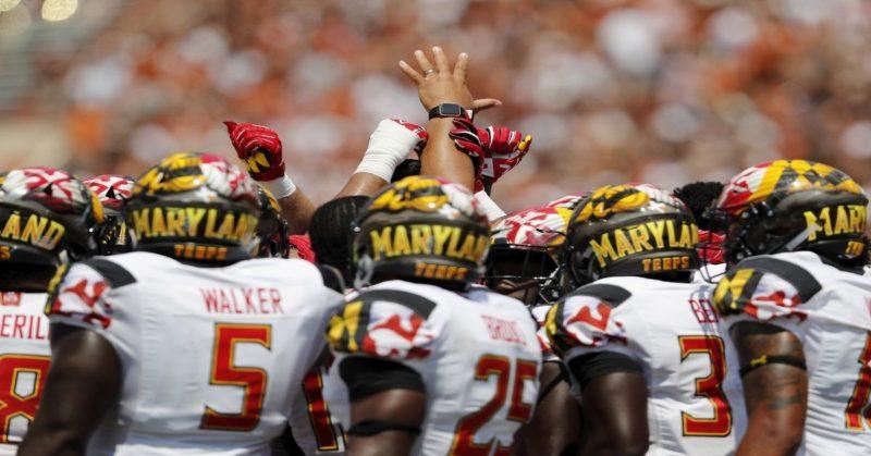 Maryland football,ncaaf, wnba