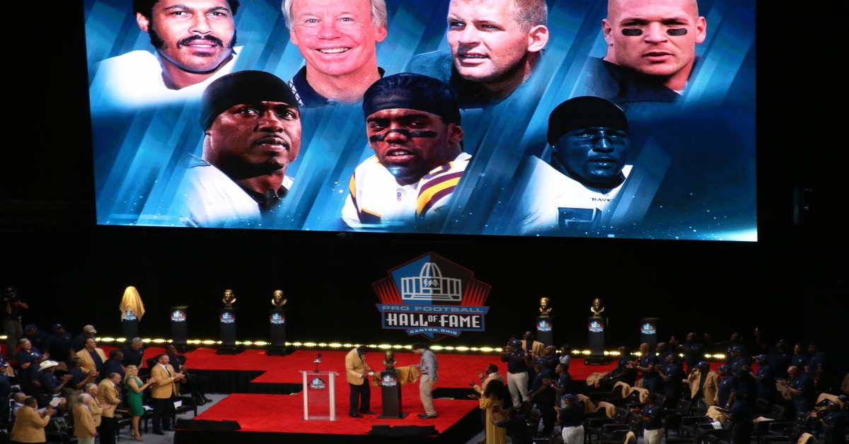 Pro football Hall of Fame, NFL