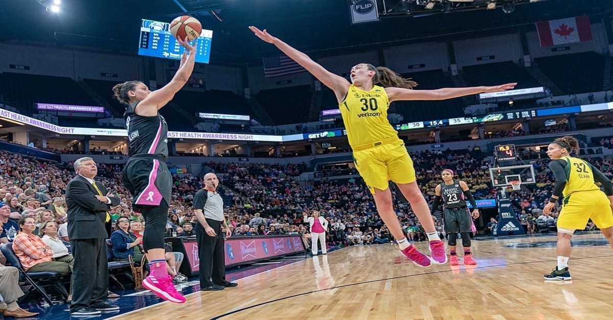 All-WNBA, Breanna Stewart