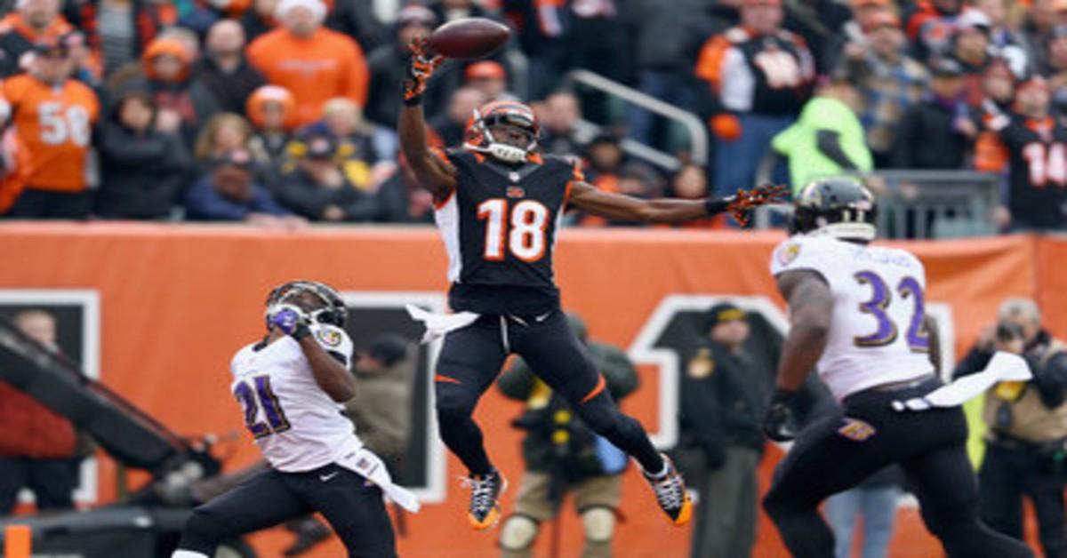 Cincinnati Bengals, AJ Green, NFL