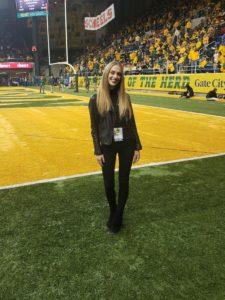 Amanda Lynn, Fargodome