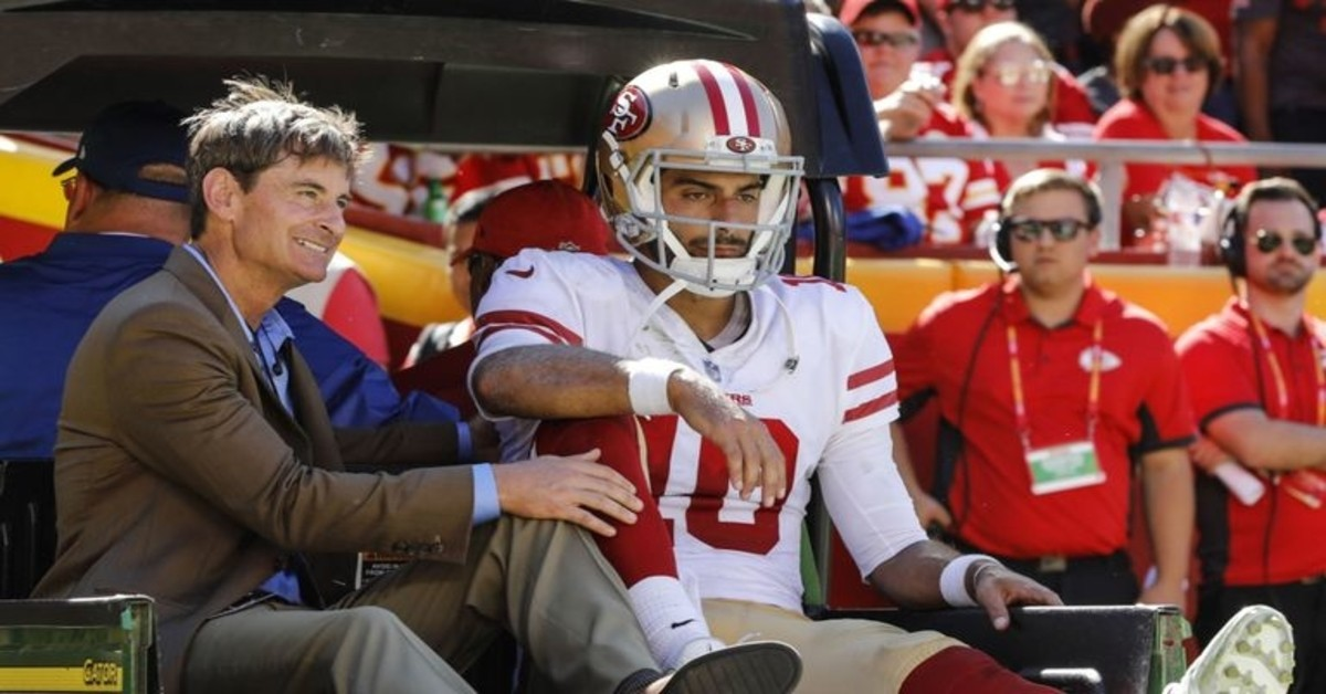 Jimmy Garoppolo, San Francisco 49ers