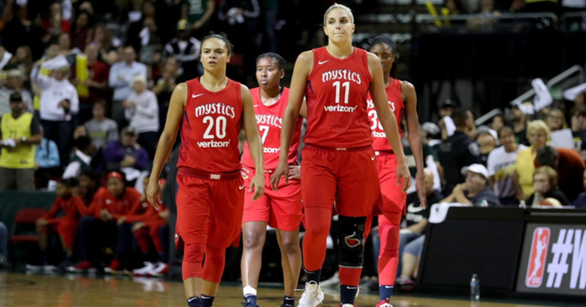 Washington Mystics, WNBA Finals