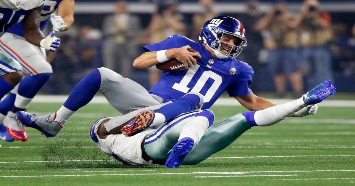 Dallas Cowboys, NY Giants