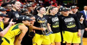 WNBA Champs Seattle