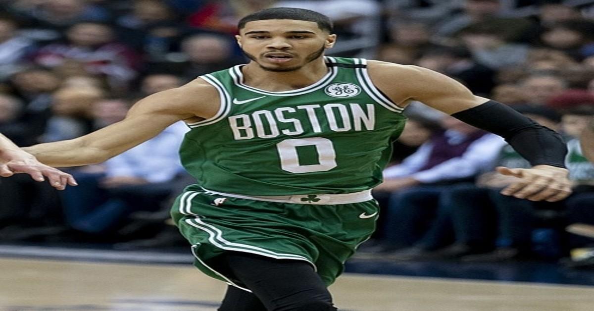 Boston, Jayson Tatum