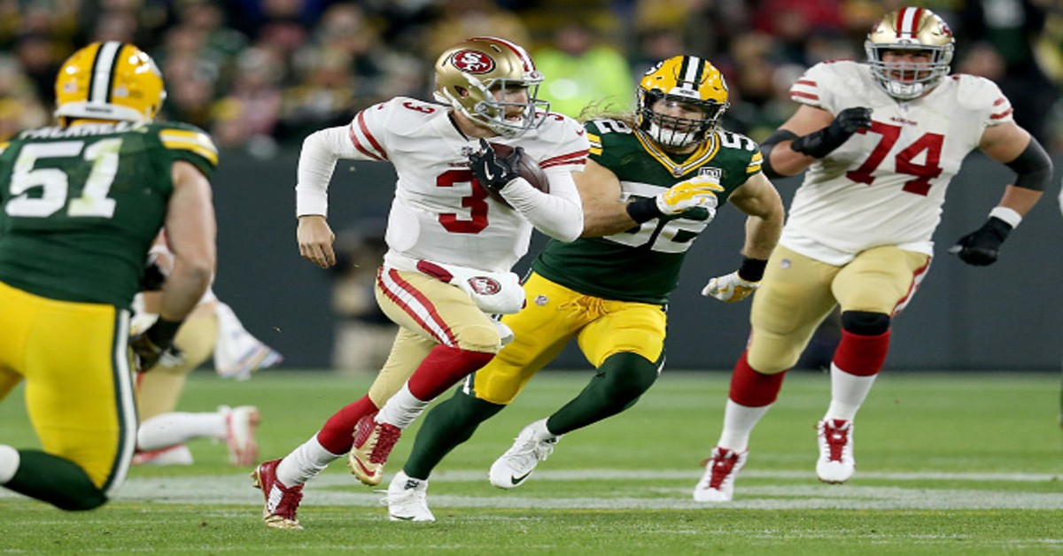Green Bay Packers, San Francisco 49ers
