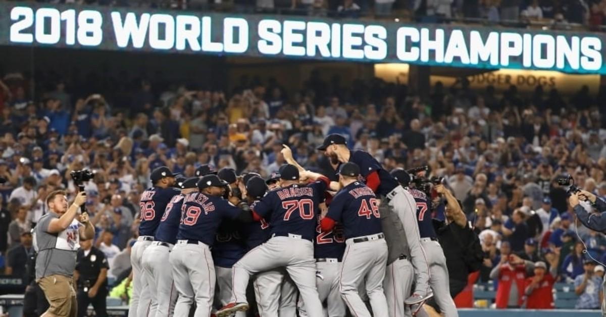 Boston Red Sox World Series