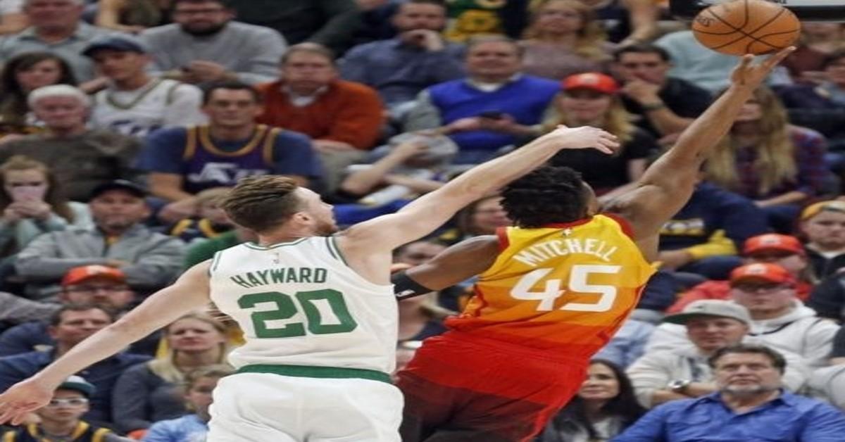 Utah Jazz, Donovan Mitchell
