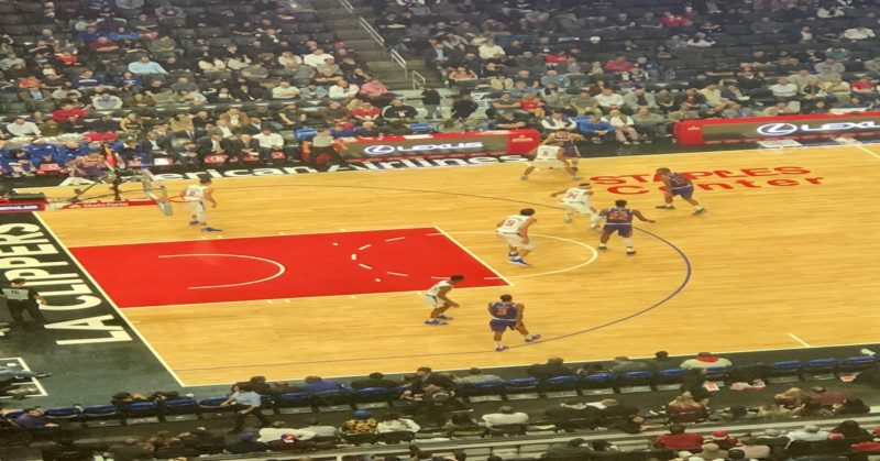 Phoenix Suns, Los Angeles Clippers