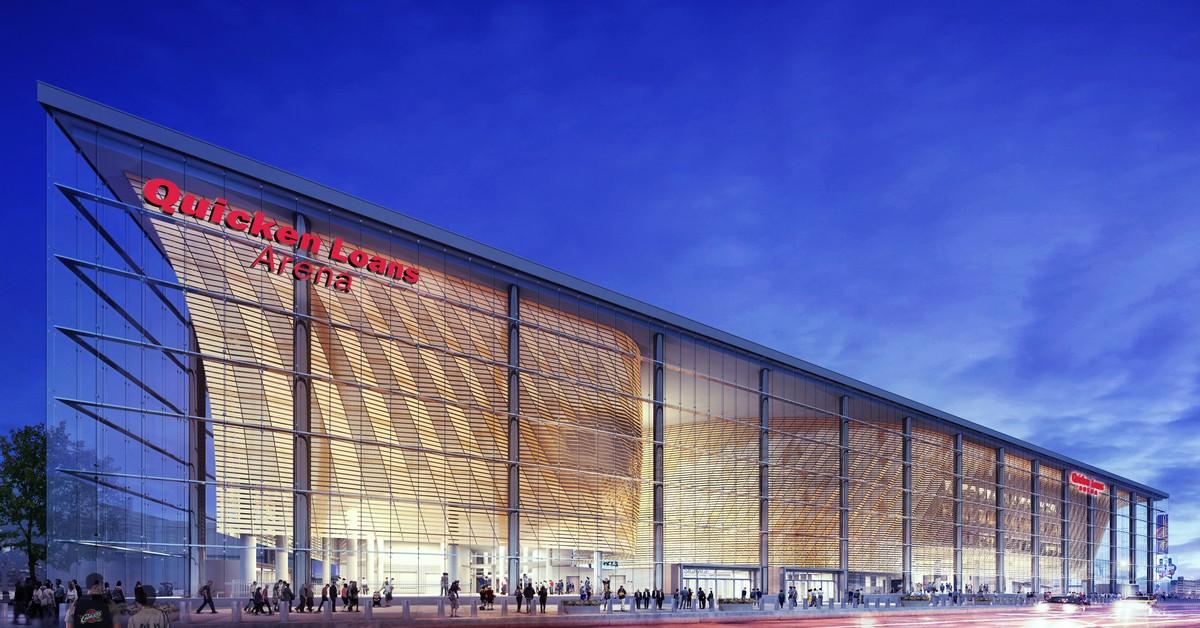 Cleveland, Quicken Loans Arena