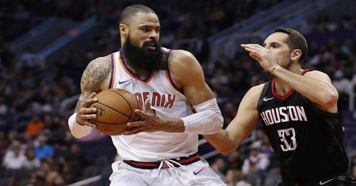 43a59215d Can Tyson Chandler help LA Lakers turn its season around