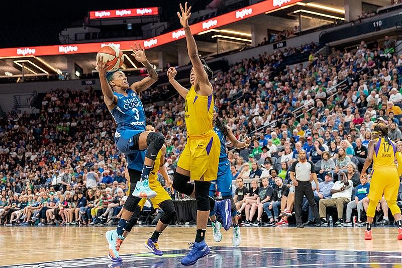 WNBA, delonte west feature