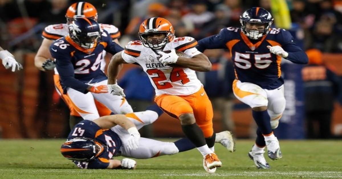 Cleveland Browns, Denver Broncos