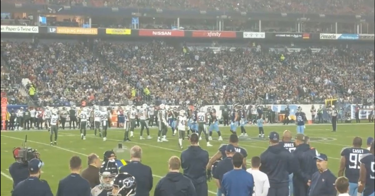 Tennessee Titans, New York jets