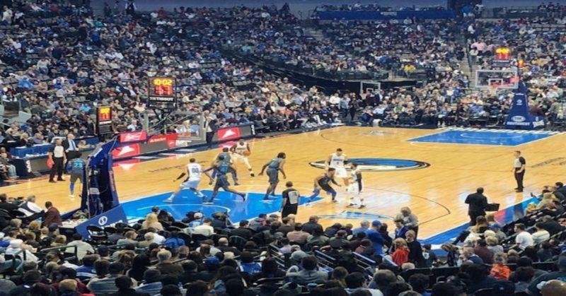 Dallas Mavs, Orlando Magic