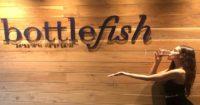 Bottlefish, Dry Creek Vineyard dinner
