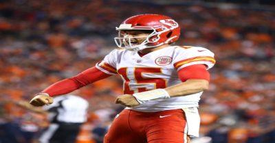 Patrick Mahomes, NFL, Kansas City