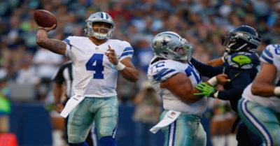 Dallas Cowboys, Dak Prescott