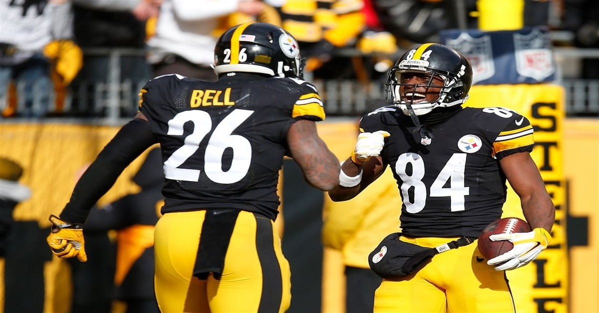 Pittsburgh, Bell, Brown