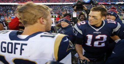 Super Bowl, rams, new england