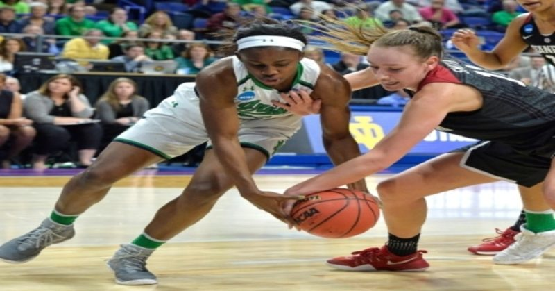 Jackie Young, Notre Dame