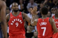 NBA Playoffs, Toronto Raptors