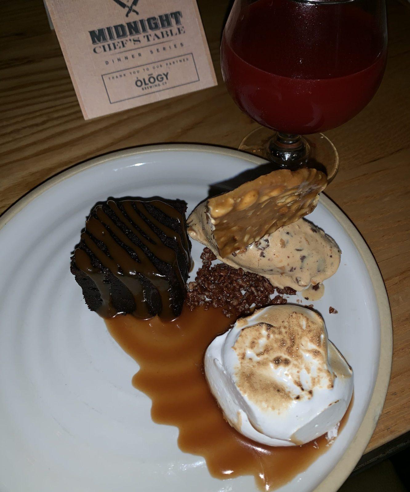 Yardbird Dinner Series