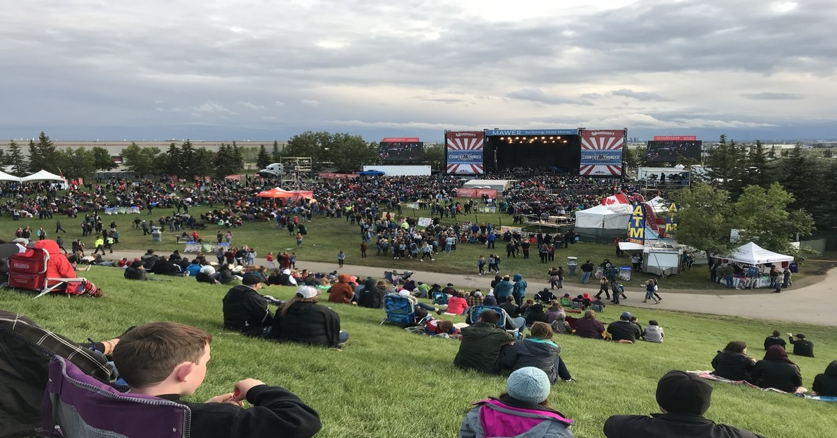 Country Thunder Alberta
