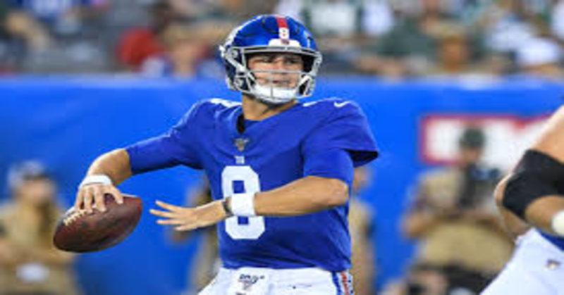 quarterback, Daniel Jones, Giants