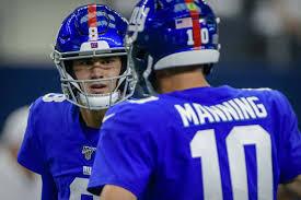 quarterback, Giants, Jones, Manning