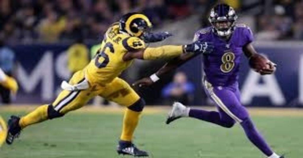 Lamar Jackson, record, Baltimore Ravens