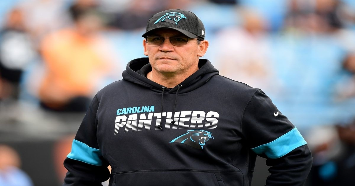 Ron Rivera, Carolina