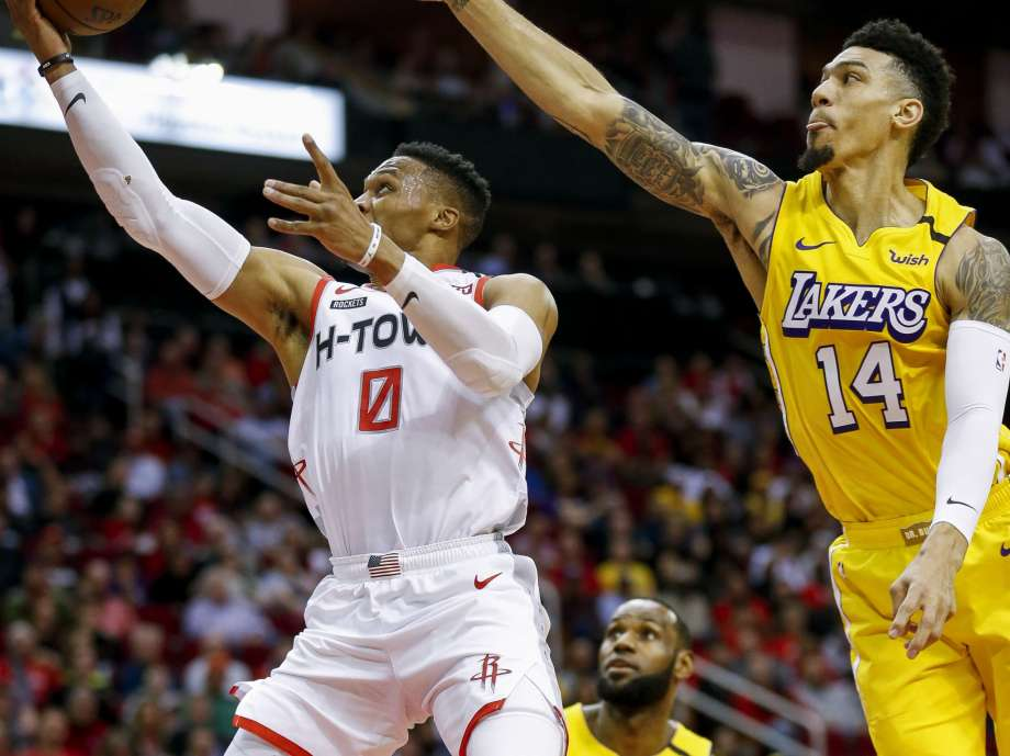LA Lakers, Houston Rockets
