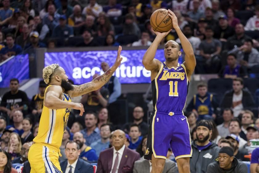 Lakers, Avery Bradley