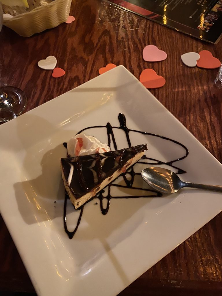 El Rancho dessert