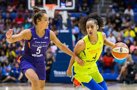 Skylar Diggins-Smith, Phoenix Mercury