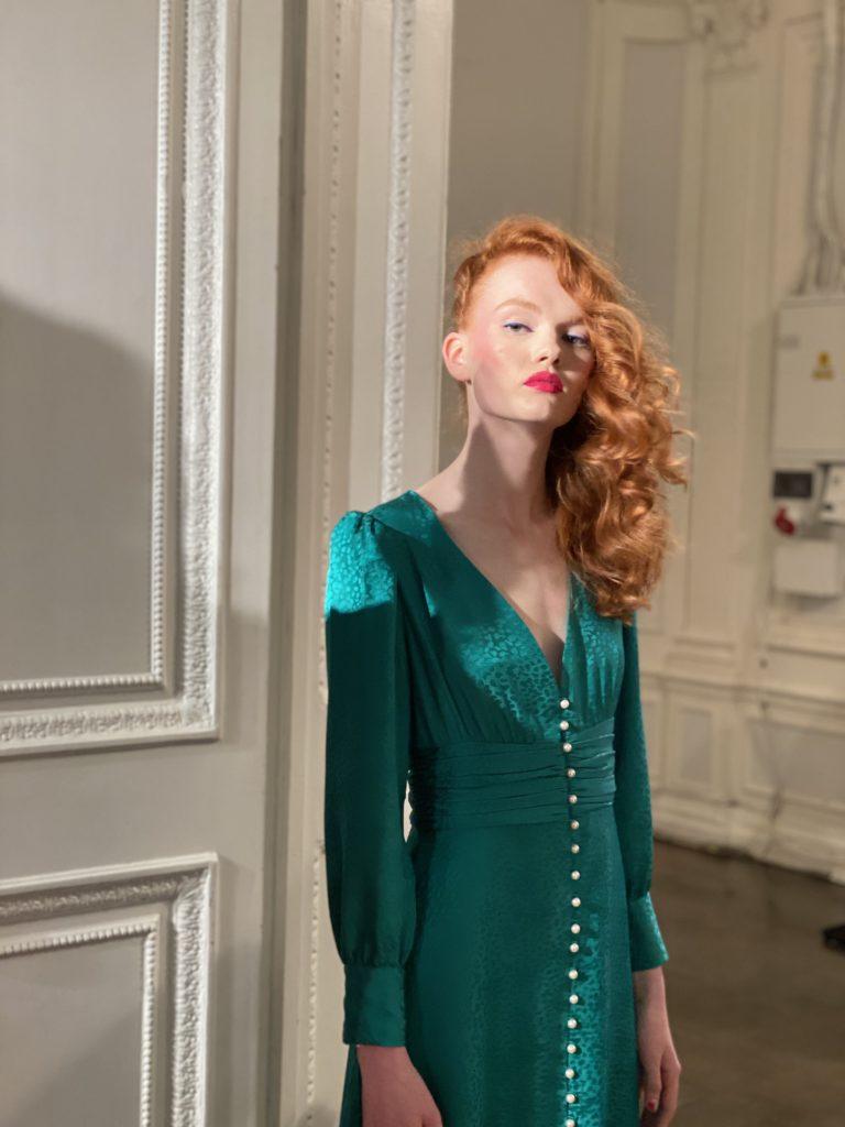 Olivia Rubin, London Fashion Week