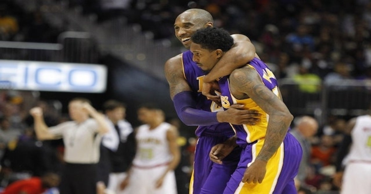 Kobe Bryant, Lou Williams