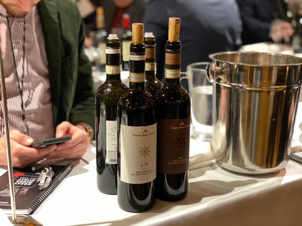 Great wines of Italy tour