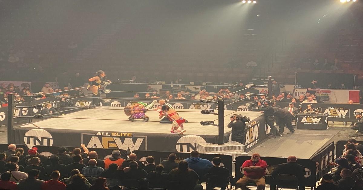 AEW Dynamite, wrestling,
