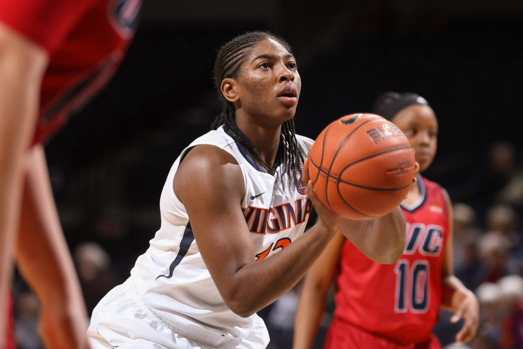 WNBA draft, Jocelyn Willoughby
