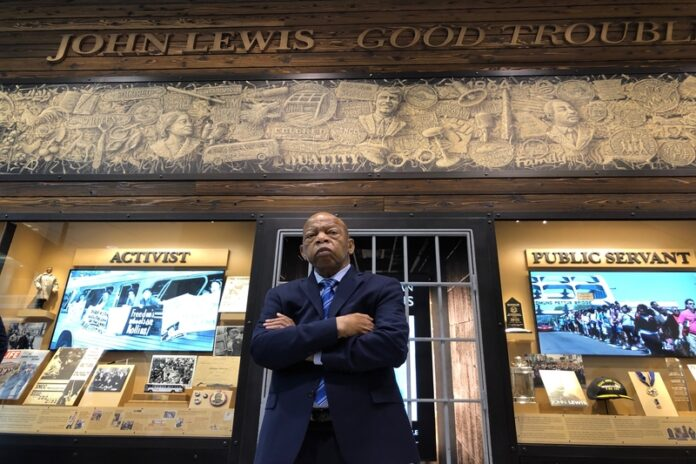 John Lewis, Good Trouble